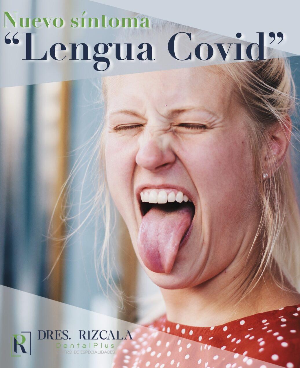 lengua covid-19
